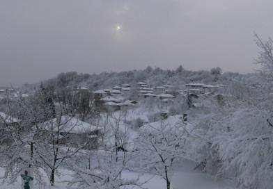 Зимата